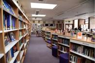 主要的图书馆