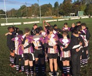U15 Rugby Tour Edinburgh 16