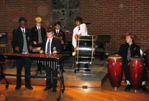 Mid term percussion group 1