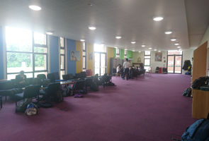 6th Form common Room