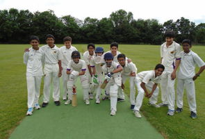 Cricket year 8