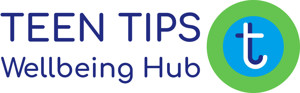 Logo Teen Tips Wellbeing Hub